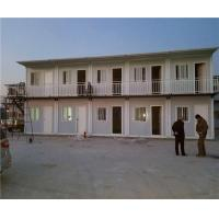 Buy cheap Clean Tidy Rental Apartment Container House Prefab With Complete Water And Electricity product