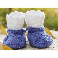 Buy cheap Crochet baby shoe socks from wholesalers