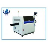 Buy cheap Full - Automatic LED SMT Stencil Printer Machine Stainless Steel PC Control ET-F400 from wholesalers