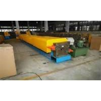 Buy cheap CE Rainspout Cold Downspout Roll Forming Machinery Cut to length Line from wholesalers