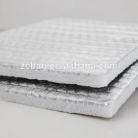 Reusable Eco Double Reflective Insulation Building xpe foam multi layer isolation Wrap Insulation Air Cell Silver materi