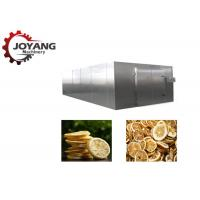 Buy cheap Sus 304 Industrial Agricultural Product Hot Air Dryer Machine For Lemon from wholesalers