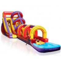 Wholesale Inflatable Slide Super Splash from china suppliers