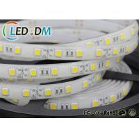 Buy cheap 14.4W/M High CRI LED Strip Lights SMD 5050 Type For Indoor / Outdoor Lighting from wholesalers