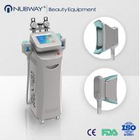 Buy cheap Nubway Cryolipolysis cavitation rf anti-freeze slimming machine for sale from wholesalers