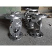China Investment castings Stainless Steel Valve Parts on sale