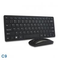 Wholesale 2.4G Compact Wireless Keyboard And Mouse Combo For Laptop PC TV BOX from china suppliers