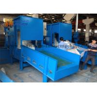 Buy cheap Non Woven Shoe Cover Fabric Making Machine Needle Punching 80 - 250kg/h Capacity from wholesalers