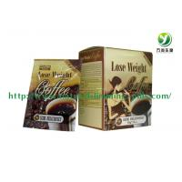 Quality Slimming Natural Lose Weight Coffee / Healthy Slim Coffee Without Side Effect And Dependency for sale