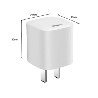 Buy cheap PD20W Mini USA/EU Wall Charger from wholesalers