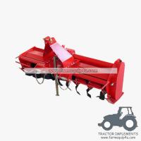 Buy cheap TL85 Farm equipment tractor 3point Rotary Tillers from wholesalers