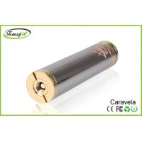 Buy cheap Stainless Caravela Clone Mechanical Mod E Cig 510 Thread CE4 DCT Atomizer ROHS FCC from wholesalers