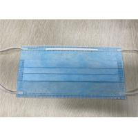 Buy cheap China 3ply Dispsable Mask and KN95 Masks with White and Blue for Civil Uses from wholesalers