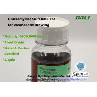 Buy cheap High Concentrated Liquid Glucoamylase Supermei Fd For Alcohol And Brewing Food Use from wholesalers