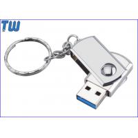 Buy cheap Swivel 16GB USB 3.0 Flash Drives High Data Transmission Speed from wholesalers