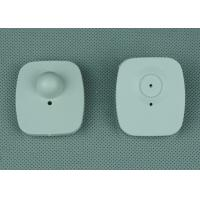 Buy cheap Mini Square Plastic Rf Eas Hard Tag For Hats / Footwear , Fire Retardant from wholesalers