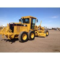 Buy cheap Used 140H Motor Grader Used CAT Caterpillar brand from wholesalers