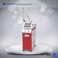 Buy cheap Nubway Q switched Nd YAG Laser for Pigment removal Tattoo Removal machine from wholesalers