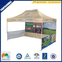 Buy cheap 10 x 12 quick erect Folding Gazebo Tent replacement canopy outdoor from wholesalers