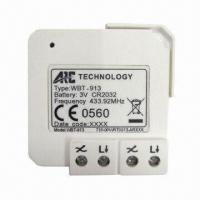 Buy cheap Wireless Switch Module Transmitter with On/Off/Dimmer Workable from wholesalers