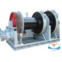 Buy cheap Large Torque Boat Anchor Winch, Hydraulic Anchor Windlass For Setting Sail Safely from wholesalers