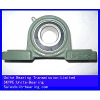 Pillow block bearing UCP205 with large quantity stocked,HT250 or stainless steel SUS304,Bearing grade ZV1 P0 Heavy duty Manufactures