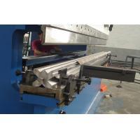 Buy cheap 8mm Thickness , 300 Ton Press Brake Machine With Estun E10 E200 CNC product