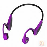 Buy cheap Noise Cancelling Bluetooth Wireless Earphone Headset Ear Hook Style from wholesalers