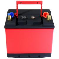 Buy cheap High Performance LifeP04 46B24L/RS Lithium Iron Phosphate Car Battery Discharging 65Ah CCA 1200A from wholesalers