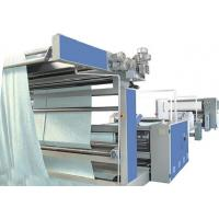 Buy cheap Knits Compacting Machine Open Width Compactor Shrinkage Control ISO9001 from wholesalers