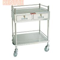 Buy cheap Custom Mobile Medical Storage Icu Medicine Trolley Cart OEM Available from wholesalers
