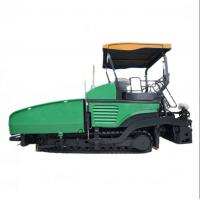 Buy cheap 23 Ton Weight Road Construction Paver Machine 350MM Road Granite Paver from wholesalers