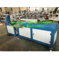 Buy cheap high speed paper drinking straw making machine multi cutters full automatic small paper tubes colorful from wholesalers