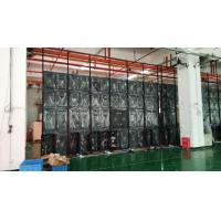 5.95mm  Front Service Outdoor Advertising LED Display Aluminum Customized Cabinet Manufactures