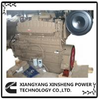 Buy cheap NTA855-P450 Water cooled CCEC 6 Cylinder Diesel Crate Engine For Diesel Water Pump Set from wholesalers