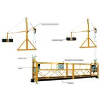 Buy cheap Adjustable Temporary Suspended Platform For Building Surface Cleaning from wholesalers