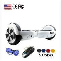 Wholesale hover board Electric self balancing Scooter Smart wheel hoverboard unicycle Standing Skate from china suppliers