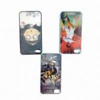 Wholesale High-quality Mobile Phone Case, Easy-to-change 3D Card, Wonderful 3D Depth Designs, Best Gift Choice from china suppliers