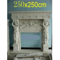 Buy cheap Marble Mantels and Stone Fireplace from wholesalers