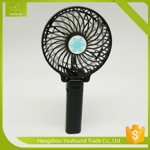 BS-5501 Li-ion Battery Fan Portable Rechargeable Fan Manufactures