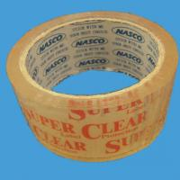 non-toxic Self adhesive BOPP Packaging Tape for office / workshop , SGS ROHS Manufactures