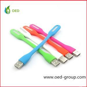 Colorful Bendable and Portable USB Mini LED Light USB Xiaomi Lamp LED USB Reading Light fo Manufactures