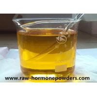 Buy cheap 98% Assay Injectable Boldenone Undecylenate Steroids / Musle Growth Hormone Yellow Liquid from wholesalers