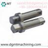 Buy cheap high precision aluminum custo cnc machined alumium parts cnc aluminium from wholesalers