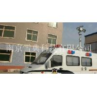 Buy cheap Roof-mounte Mobile Antenna Mast/Mobile Light Tower/Telescopic mast from wholesalers
