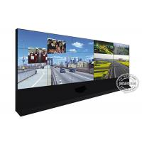 Buy cheap Super wide TV Digital Signage Video Wall / DID Narrow Bezel LCD 46 Inch 65inch 1.6mm from wholesalers