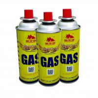 Buy cheap Butane Refill Gas Cartridge(120g) for Camping, Prime Butane Gas Refill for Portable Stove from wholesalers