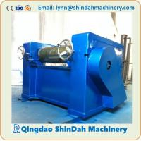 Buy cheap lipstick three roller mill, triple roller mill, Lubrication grease mill, roller mill, paste materials mill, ink mill from wholesalers
