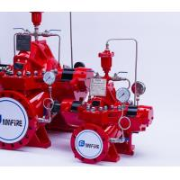 Buy cheap Multi Functional Diesel Engine Driven Fire Pump For Large Scale Commercial Complex from wholesalers