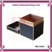 Buy cheap Candle gift box, luxury design art paper candle packaging box ME-CE001 from wholesalers